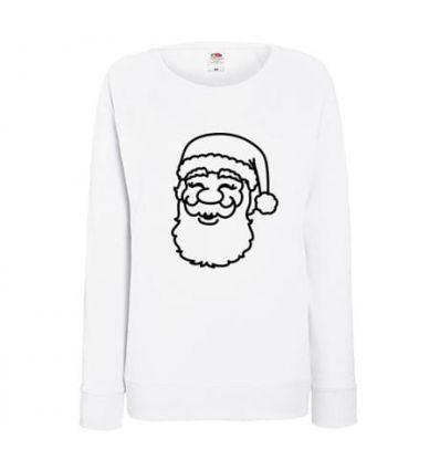 Bluza damska św. Mikołaj