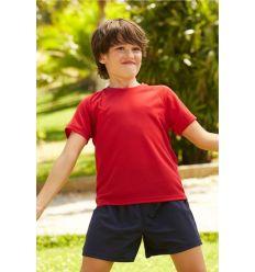 Koszulka dziecięca sportowa Performance