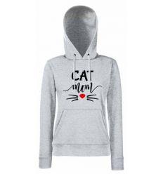 Bluza damska Cat Mom