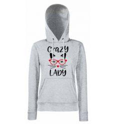 Bluza damska Crazy Lady