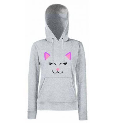 Bluza damska Kot