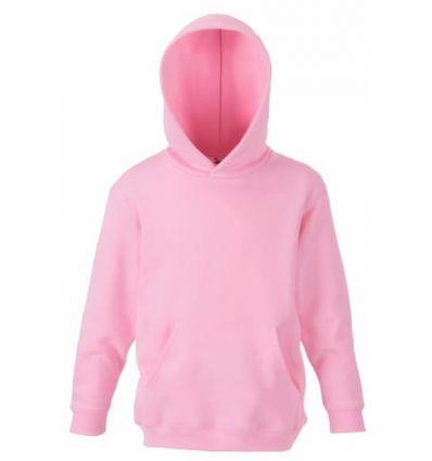 Bluza dziecięca z kapturem ciepła Premium