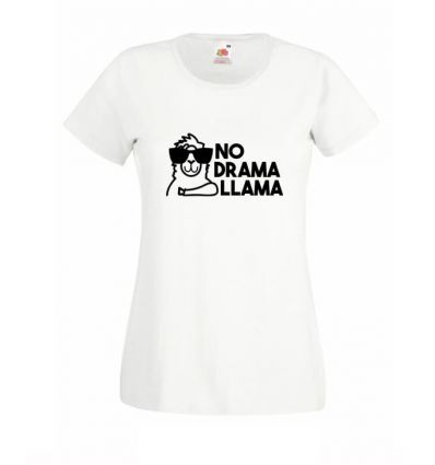 Koszulka No drama llama