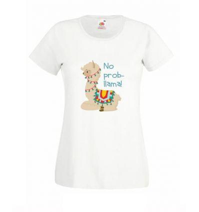 Koszulka No prob llama