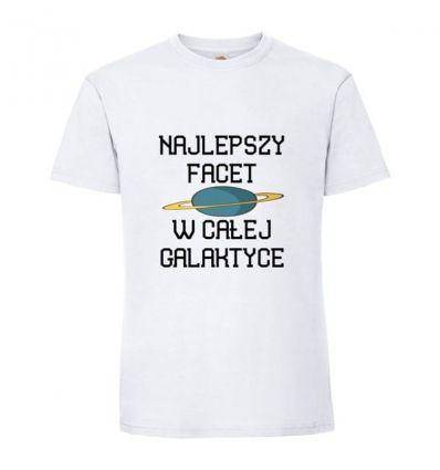 Koszulka Najlepszy facet w całej galaktyce
