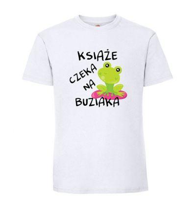 Koszulka Książe czeka na buziaka