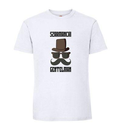 Koszulka Szarmancki Gentelman