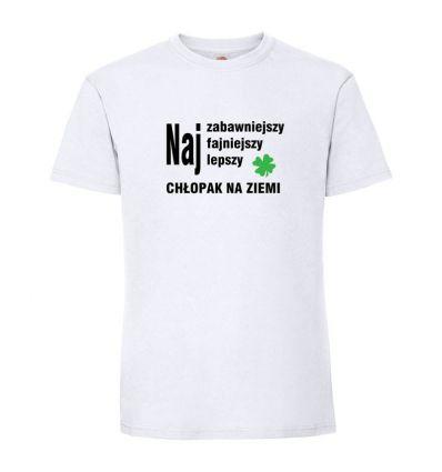Koszulka Naj na dzień chłopaka