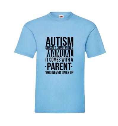 Koszulka Autyzm rodzice