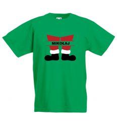 Koszulka z imieniem Buty św. Mikołaja