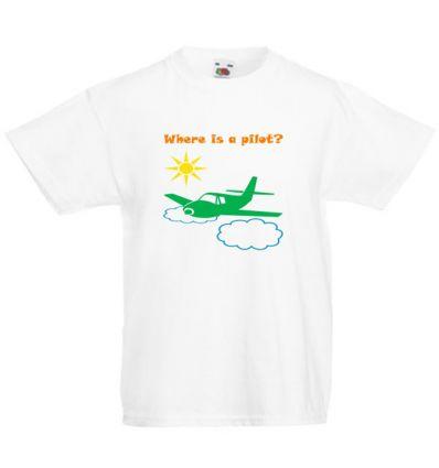 Koszulka samolot