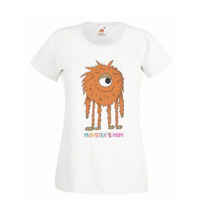Koszulka damska Monster's Mum