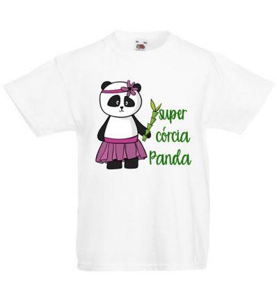 Koszulka super córcia Panda
