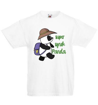 Koszulka super synek Panda
