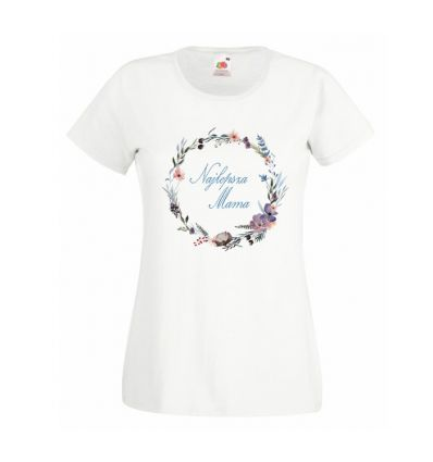 Koszulka damska Najlepsza Mama