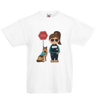 Koszulka dziecięca Patrol