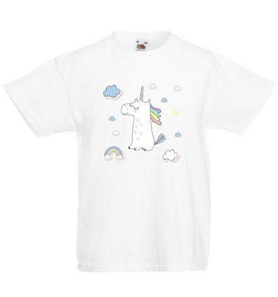 Koszulka dziecięca Jednorożec