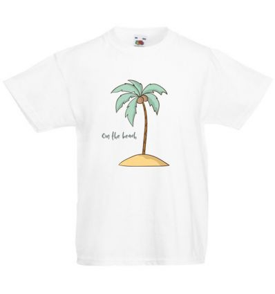 Koszulka dziecięca Palma
