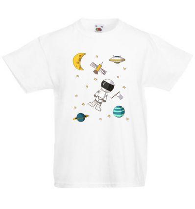 Koszulka dziecięca Astronauta