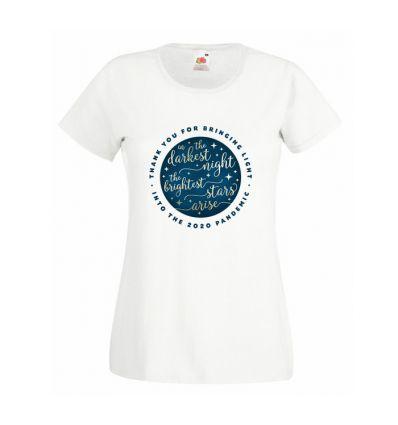Koszulka Podziękowanie w pandemii