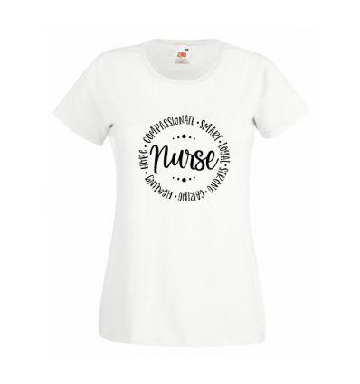 Koszulka Nurse