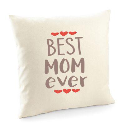 Poszewka Best mom ever