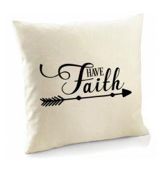 Poszewka Have Faith