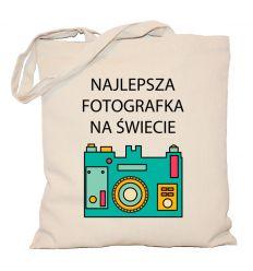 Torba fotografa Najlepsza fotografka na świecie