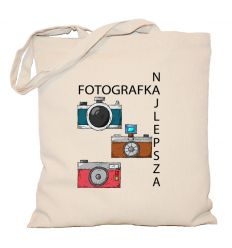 Torba fotografa Najlepsza fotografka