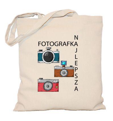 Torba Najlepsza fotografka