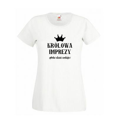 Koszulka Królowa Imprezy