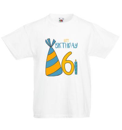Koszulka Happy Birthday 6