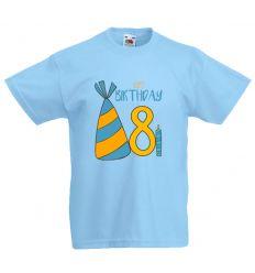 Koszulka Happy Birthday 8