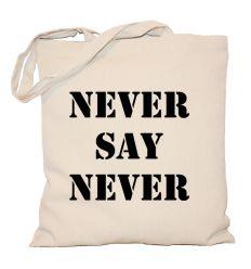 Torba Never say never