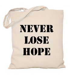 Torba Never lose hope
