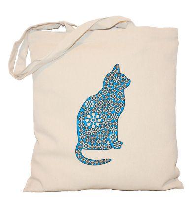 Torba niebieski kot