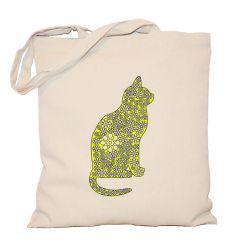 Torba żółty kot