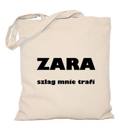 Torba Zara szlag mnie trafi