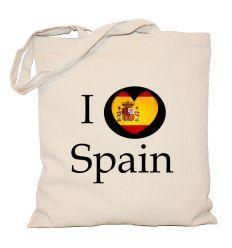 Torba I love Spain
