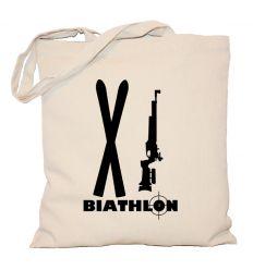 Torba Biathlon z nartami