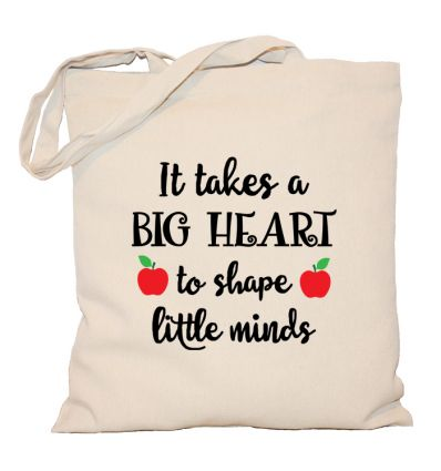 Torba It takes big Heart
