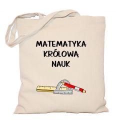 Torba Matematyka królowa nauk