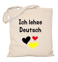 Torba Ich lehre Deutsch