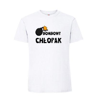 Koszulka Bombowy Chłopak