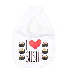 Śliniaczek I love sushi