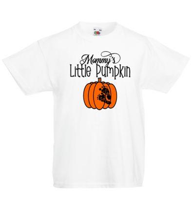 Koszulka dziecięca Mała Dynia