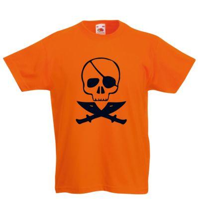 Koszulka Czaszka Pirata