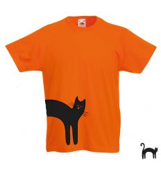 Koszulka Pół kota