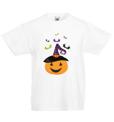 Koszulka Dynia w czarodziejskim kapeluszu