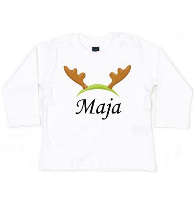 Bluzka świąteczna z imieniem